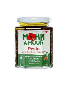 Graumohnöl- Pesto 190ml