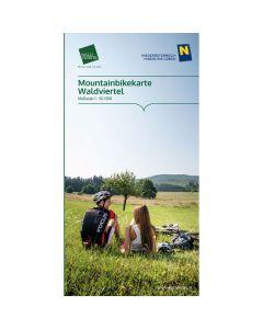 Mountainbikekarte Waldviertel