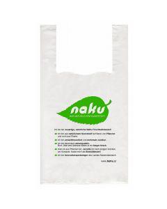 NaKu Hemdchentragetasche 100 Stück Packung