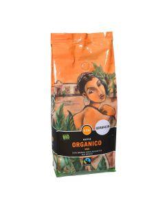 Bio Kaffee Organico mild gemahlen 1kg