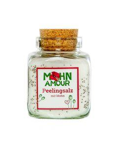 Peelingsalz mit Mohn 250g