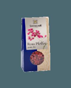 Bio Pfeffer rosa ganz 20g