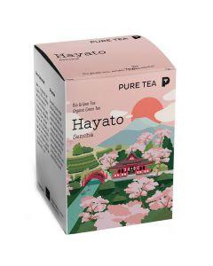 Bio Puretea Hayato Sencha 15 Beutel