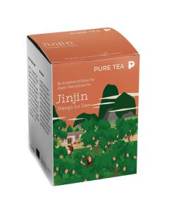 Bio Puretea Jinjin Mango Lu Dao 15 Beutel