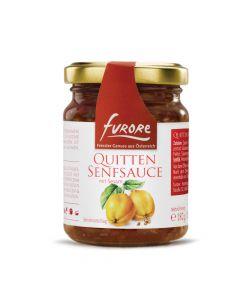 Quitten Senfsauce mit Sesam 180g