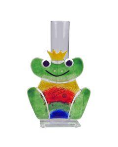 Reagenzglas Vase Froschkönig