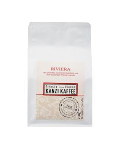 Riviera - Espresso ganze Bohne - zart 250g