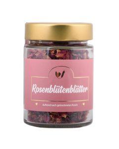 Rosenblütenblätter 140g