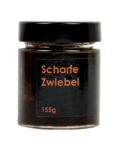Scharfe Zwiebel Fruchtaufstrich 155g