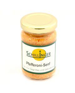Pfefferoni Senf 100g