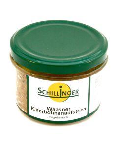 Waasner Käferbohnenaufstrich vegetarisch 200g