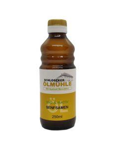 Bio Senfsamenöl nativ 250ml