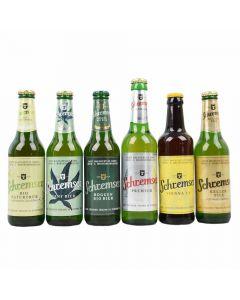 Schremser Bier Probierpaket 12x 330ml