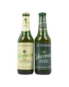 Schremser Bio Bier Probierpaket 12x 330ml