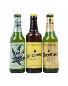 Schremser Craft Bier Probierpaket 12x 330ml