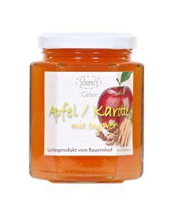 Apfel Karotten Ingwer Gelee 200g