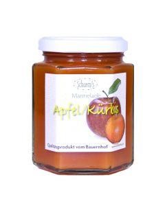 Apfel Kürbis Marmelade 200g