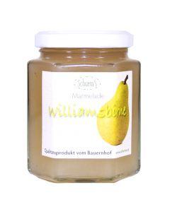 Williamsbirnen Marmelade 200g