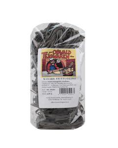 Schwarze Fettuccine 330g