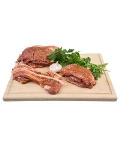 Schweinefleisch Grillpaket 4kg