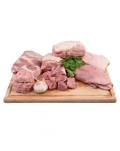 Schweinefrischfleisch Mischpaket 10kg
