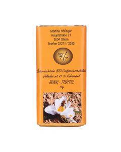 Schokolade Honig-Trüffel 70g