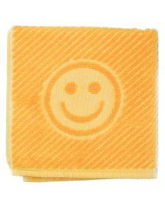 Smile Frottiertuch gelb