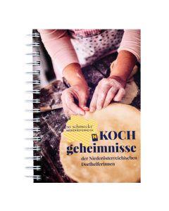 So schmeckt Niederösterreich Kochgeheimnisse der Niederösterreichischen Dorfhelferinnen