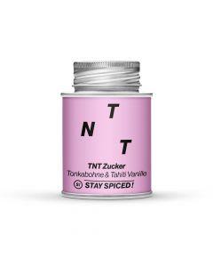 TNT Zucker Tonkabohne und Tahiti Vanille 70g