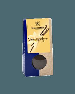 Bio Vanillepulver gemahlen 10g
