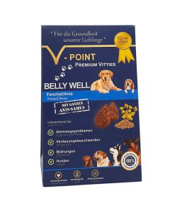 Belly Well - Fenchel-Anis - Premium Vitties für Hunde 250g