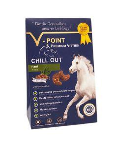 Chill out - Hanf - Premium Vitties für Pferde 250g