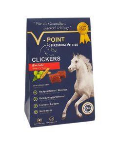 Clickers - Bierhefe - Premium Vitties für Pferde 250g