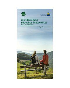 Wanderführer Wanderregion Südliches Waldviertel