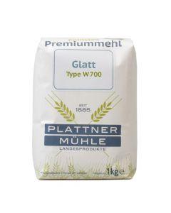 Weizenmehl Type 700 Glatt 1000g