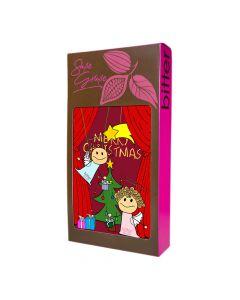 Xmas 10er Pralinenbox süße Grüße Weihnachten 120g