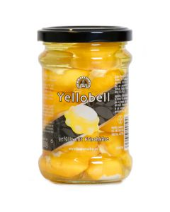 Yellobell gefüllt mit Frischkäse 250g