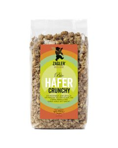 Zagler Bio Hafer Crunchy Müsli 500g - DailyDeal