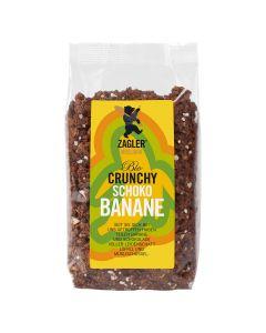 Zagler Bio Schoko Banane Crunchy Müsli 500g
