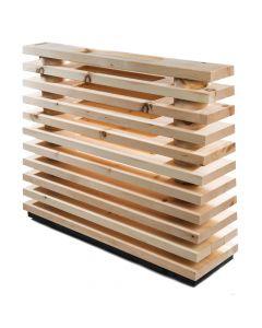 Zirbler Luftbefeuchter aus Zirbenholz