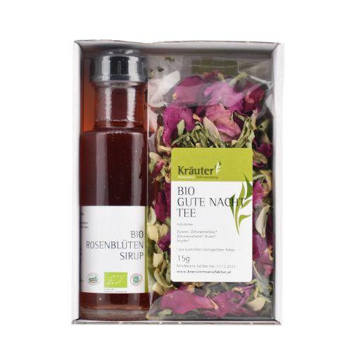 Bio Geschenkbox Blütenbox