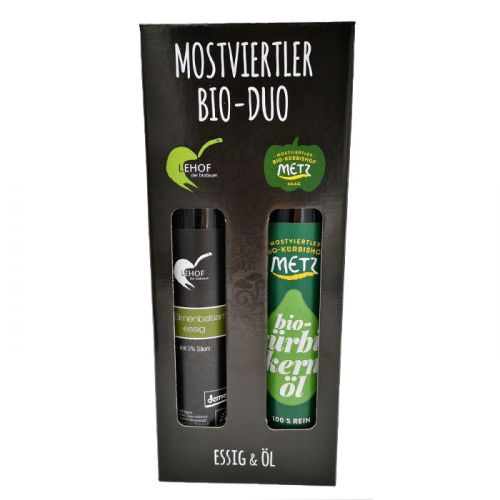 Bio Mostviertler Duo 2x250ml