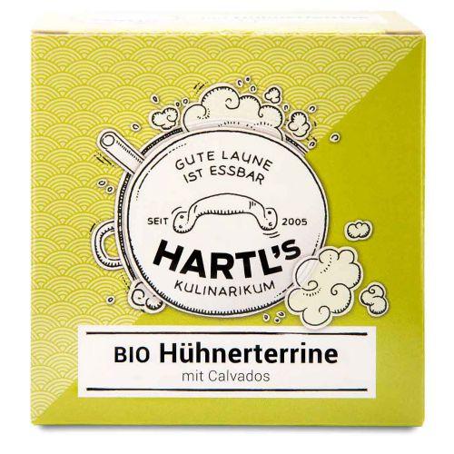 Bio Terrine vom Huhn mit Calvados 100g