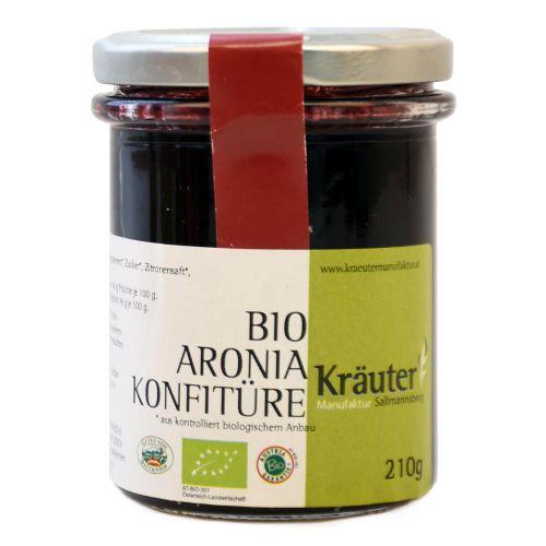 Bio Aronia Konfitüre 210g