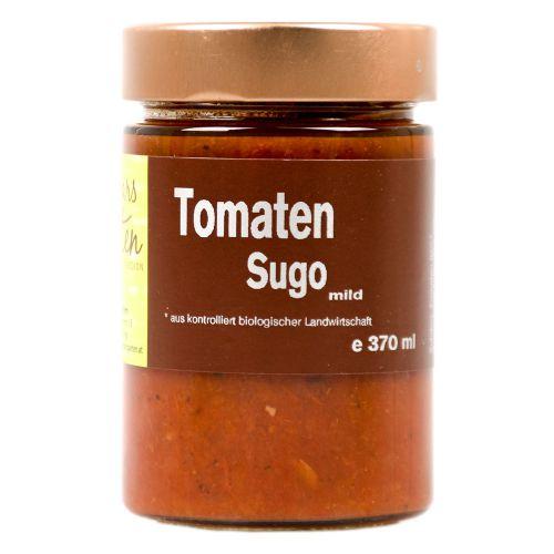 Bio Tomaten Sugo mild 370ml
