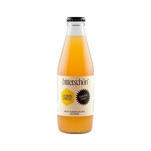 Bitterschön Bio Lemon Spritz 250ml