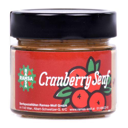 Ramsa Cranberry Senf 180g