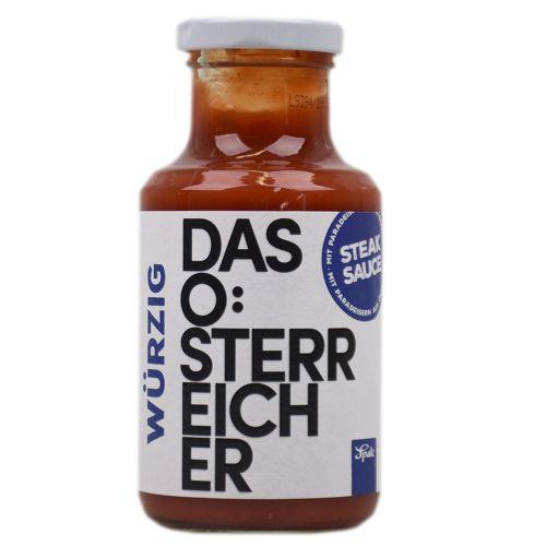 Das Österreicher Steak Sauce 250ml