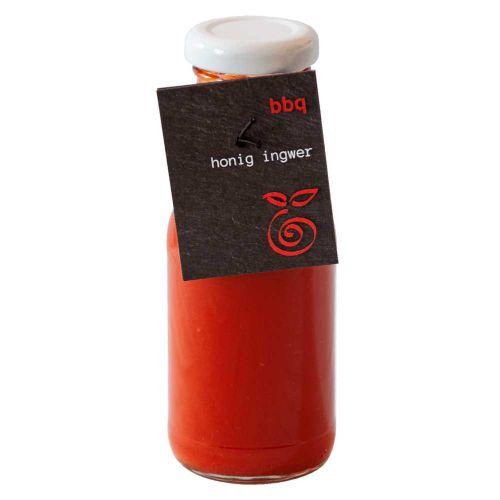 BBQ Sauce Honig Ingwer 200ml