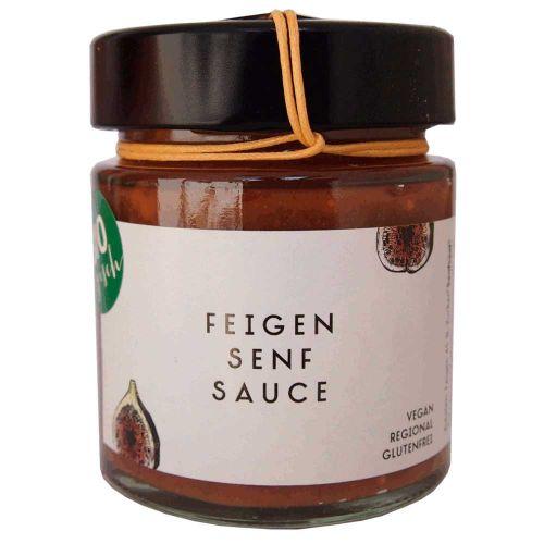 Feigen Senf Sauce 145g
